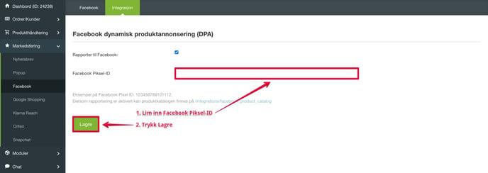 Facebook-piksel