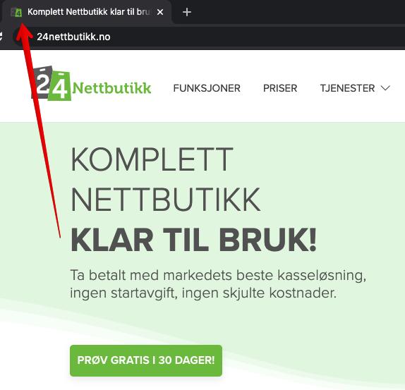 Komplett Nettbutikk klar til bruk   24 Nettbutikk 2021-06-01 09-26-33