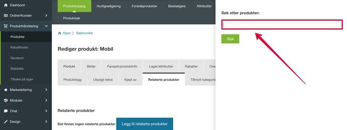 Produkt > Relaterte produkter |24NB 2021-07-05 08-50-26